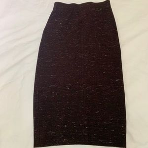 WILFRED Italian made, pencil skirt